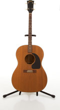 Musical Instruments:Acoustic Guitars, 1966 Gibson TGO Tenor Natural Acoustic Guitar #380536....