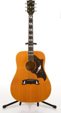 Musical Instruments:Acoustic Guitars, 1977 Gibson Dove Natural Acoustic Guitar 306143189....