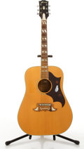Musical Instruments:Acoustic Guitars, Alvarez 5024 Dove Natural Acoustic Guitar #11090....