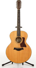 Musical Instruments:Acoustic Guitars, Taylor 335 Natural 12 String Acoustic Guitar #200101222041....