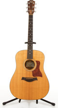 Musical Instruments:Acoustic Guitars, Taylor 310 Natural Acoustic Guitar #20030106012....