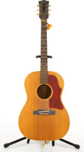 Musical Instruments:Acoustic Guitars, Vintage Gibson B-25 Natural Acoustic Guitar #404960....