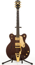 Musical Instruments:Electric Guitars, Circa 1999 Gretsch Country Classic II Archtop Electric Guitar#99712262-896....