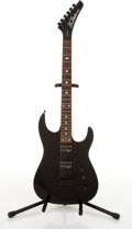Musical Instruments:Electric Guitars, Modern B.C. Rich N.J. Series Assassin Black Electric Guitar#F2031097....