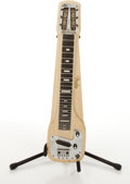 Musical Instruments:Lap Steel Guitars, Vintage Fender Champ Tan Lap Steel Guitar # N/A...