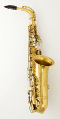 Musical Instruments:Horns & Wind Instruments, King Zephyr Alto Saxophone #290269....