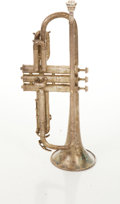 Musical Instruments:Horns & Wind Instruments, Vintage Beaufort Trumpet #P48196....