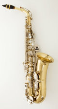 Musical Instruments:Horns & Wind Instruments, Selmer Bundy II Alto Saxophone #1121107....
