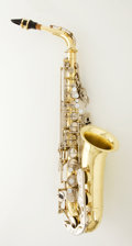 Musical Instruments:Horns & Wind Instruments, Yamaha YAS-23 Alto Saxophone #043942A....