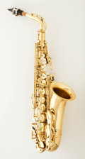 Musical Instruments:Horns & Wind Instruments, Conn Alto Saxophone #177598....