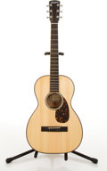 Musical Instruments:Acoustic Guitars, Modern Larrivee P-09 Flame Maple Acoustic Guitar #110712....