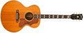 Musical Instruments:Acoustic Guitars, 1952 Gibson J-185 Natural Acoustic Guitar #A9674....