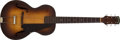 Musical Instruments:Acoustic Guitars, 1934 Epiphone Olympic Sunburst Archtop Acoustic Guitar, #7529. ...