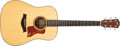 Musical Instruments:Acoustic Guitars, 2004 Taylor 510-L9 Natural Acoustic Guitar #20040708148...