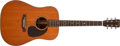 Musical Instruments:Acoustic Guitars, 1955 Martin D-18 Natural Acoustic Guitar #142260....