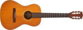 Musical Instruments:Electric Guitars, 1962 Gibson C1S Natural Classical Acoustic Guitar #57175....