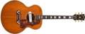 Musical Instruments:Acoustic Guitars, 1964 Gibson J200N Natural Acoustic Guitar, #176664....