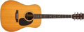 Musical Instruments:Acoustic Guitars, 1967 Martin D-28 Natural Acoustic Guitar, #217716....