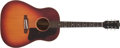 Musical Instruments:Acoustic Guitars, 1961 Gibson J-45 Sunburst Acoustic Guitar #14497....
