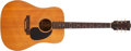 Musical Instruments:Acoustic Guitars, 1969 Gibson J-50 Natural Acoustic Guitar, #850100....