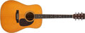 Musical Instruments:Acoustic Guitars, 1966 Martin D-35 Natural Acoustic Guitar, #213385....