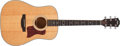 Musical Instruments:Acoustic Guitars, 1997 Taylor 410 Natural Acoustic Guitar, #970808028....