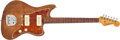 Musical Instruments:Electric Guitars, 1960 Fender Jazzmaster Brown Electric Guitar, #44681....