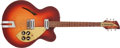 Musical Instruments:Electric Guitars, 1959 Rickenbacker 330F Sunburst Electric Guitar #2T 069....