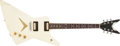 Musical Instruments:Electric Guitars, 1981 DEAN USA Standard Z Ivory Electric Guitar, #81 03388....