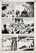 Original Comic Art:Panel Pages, John Giunta T.H.U.N.D.E.R. Agents #8 Page 5 Original Art (Tower, 1966)....