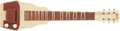 Musical Instruments:Lap Steel Guitars, 1950s Gibson BR-9 Tan Lap Steel Guitar #NA....