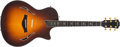 Musical Instruments:Electric Guitars, 2005 Taylor T5-C1 Sunburst Thinline 5-Way Electric Guitar#20051025523...