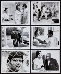 "One Flew Over the Cuckoo's Nest (United Artists, 1975). Photos (12) (8"" X 10""). Academy Award Winners. ... (To..."