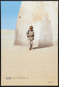 """Movie Posters:Science Fiction, Star Wars: Episode I - The Phantom Menace (20th Century Fox, 1999).One Sheet (27"""" X 40"""") DS Advance. Science Fiction.. ..."""