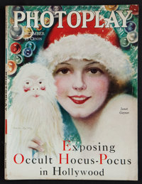 "Photoplay (Photoplay Publishing Company, December,1928). Magazine (136 Pages, 8.75"" X 11.5""). Miscellaneous..."