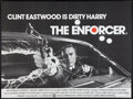 "Movie Posters:Crime, The Enforcer (Warner Brothers, 1977). British Quad (30"" X 40"").Crime.. ..."