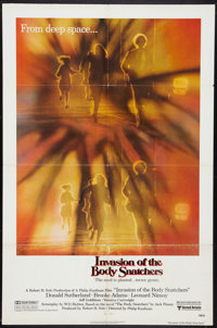 """Invasion of the Body Snatchers Lot (United Artists, 1978). One Sheets (2)(27"""" X 41""""). Science Fiction. ... (To..."""