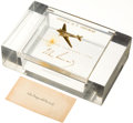 Political:Presidential Relics, John F. Kennedy: Personalized Campaign Souvenir. ...