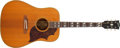 Musical Instruments:Acoustic Guitars, 1967 Gibson Country Western Natural Acoustic Guitar #062312....