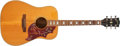 Musical Instruments:Acoustic Guitars, 1976 Gibson Hummingbird Natural Acoustic Guitar, #00163890. ...