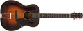 Musical Instruments:Acoustic Guitars, 1930s Washburn 5255 Sunburst Archtop Acoustic Guitar, #1812. ...