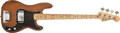 Musical Instruments:Bass Guitars, 1974 Fender Precision Mocha Brown Bass, #437004. ...