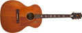 Musical Instruments:Acoustic Guitars, 1949 Epiphone FT-79 Natural Acoustic Guitar, #58626. ...
