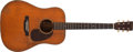 Musical Instruments:Acoustic Guitars, 1943 Martin D-18 Natural Acoustic Guitar, #85237. ...