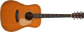Musical Instruments:Acoustic Guitars, 1971 Martin D-28 Natural Acoustic Guitar #272100....