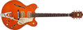Musical Instruments:Electric Guitars, 1967 Gretsch 6120 Nashville Orange Archtop Electric Guitar#47147....