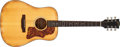 Musical Instruments:Acoustic Guitars, 1974 Gibson J-50 Deluxe Natural Acoustic Guitar #B006439....