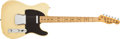 Musical Instruments:Electric Guitars, 1972 Fender Telecaster Blonde Electric Guitar # 374401....