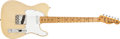 Musical Instruments:Electric Guitars, 1974 Fender Telecaster Blonde Electric Guitar #590399....
