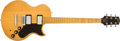 Musical Instruments:Electric Guitars, 1976 Gibson L6S Natural Electric Guitar #00143666....